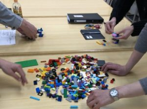 企業内整理収納マネージャー講座の様子写真1