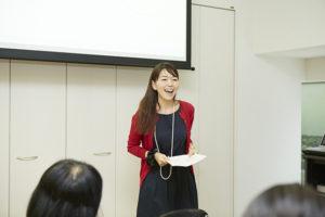 企業内整理収納マネージャー講座の様子写真2